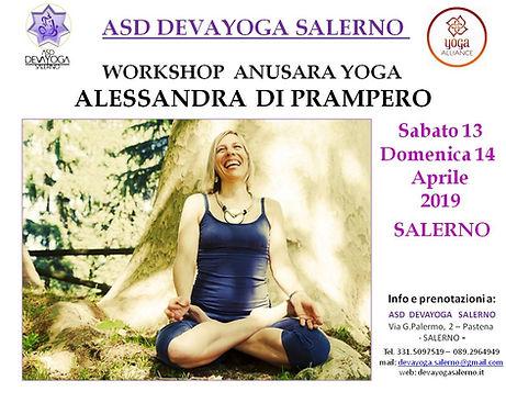 workshop 13-14 aprile alessandra di pram