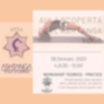 workshop alla scoperta dell'ashtanga 26-