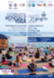 Giornata Mondiale dello Yoga 2018 Salerno