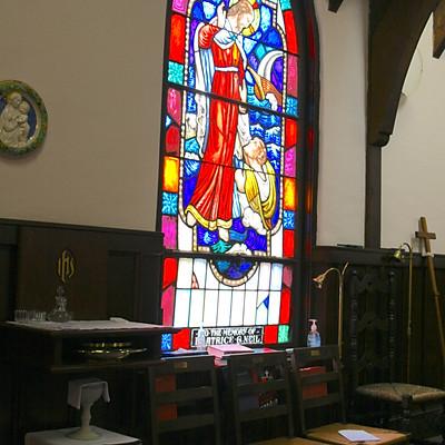 Around the Church