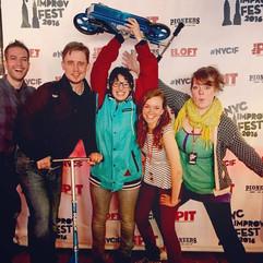 Improv Fest '16-Hummingbird Day
