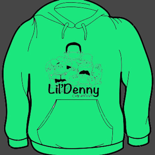 Lil' Denny and the gang adult sweatshirt