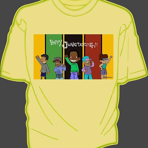 Happy Juneteenth Tshirt