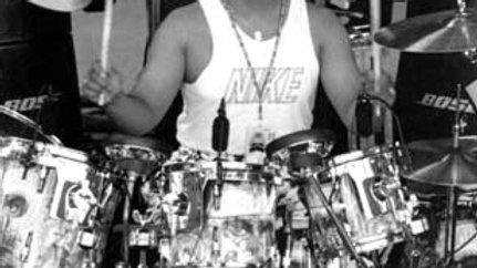 Ricky Lawson 1987 Dangerous Tour