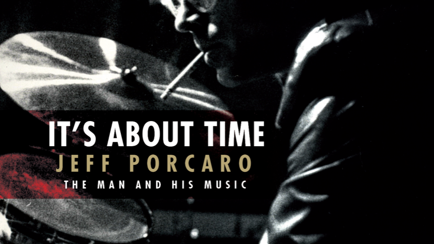 IT'S ABOUT TIME - Jeff Porcaro