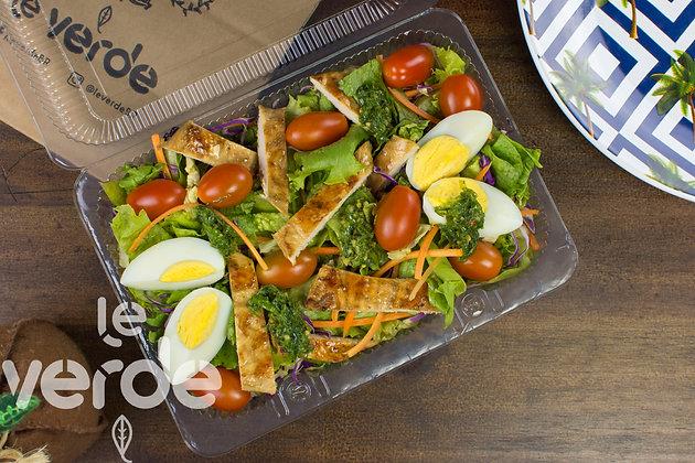 Salada Frango
