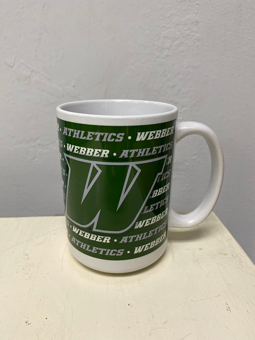 Webber Athletics Coffee Mug