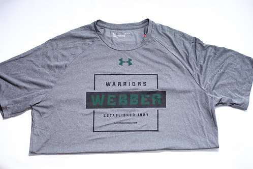 UA-Tech Novelty Tee- Short Sleeve