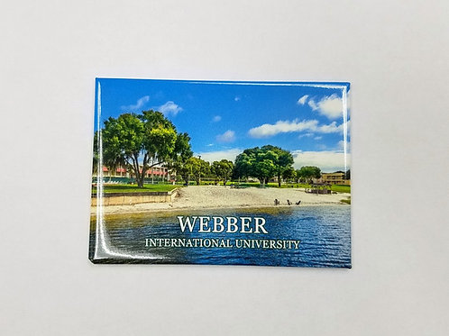 Webber Photo Magnet