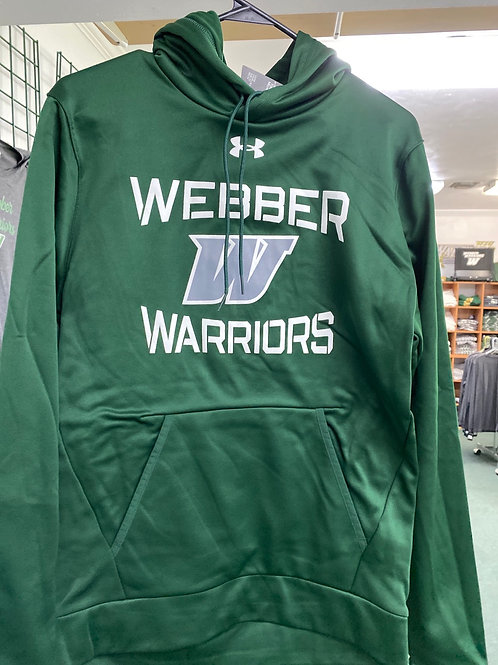 UA Warriors Hoodie (green)