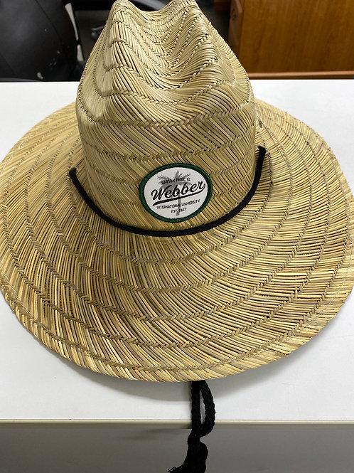 Webber Straw Hat