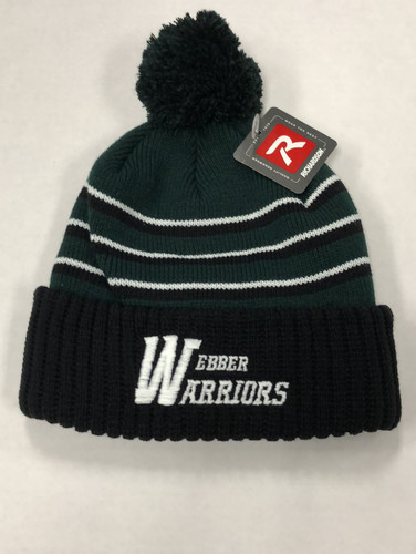 6a91f859e57 Webber Warriors Beanie