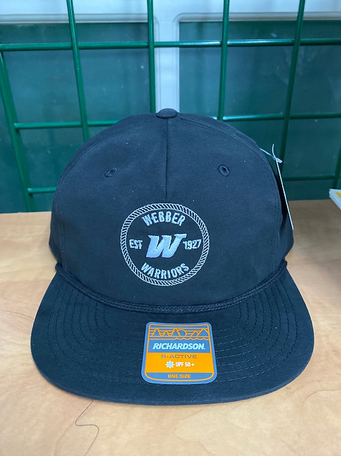 Richardson Outdoors Hat (all black)