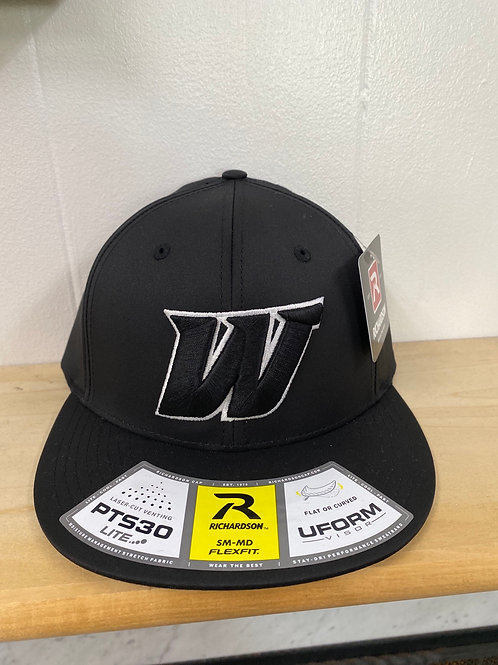 PTS Fitted Hat (black)