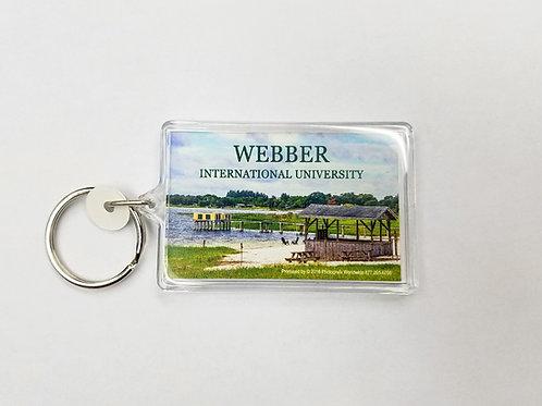 Webber Photo Key Chain