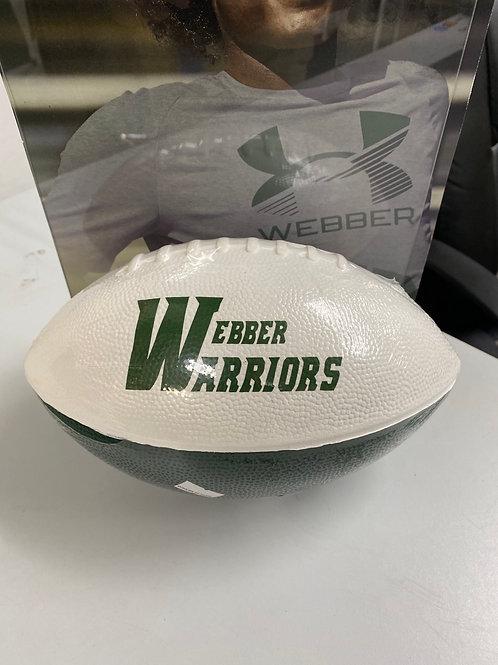Webber Foam Football