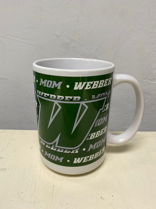 Webber Mom Coffee Mug