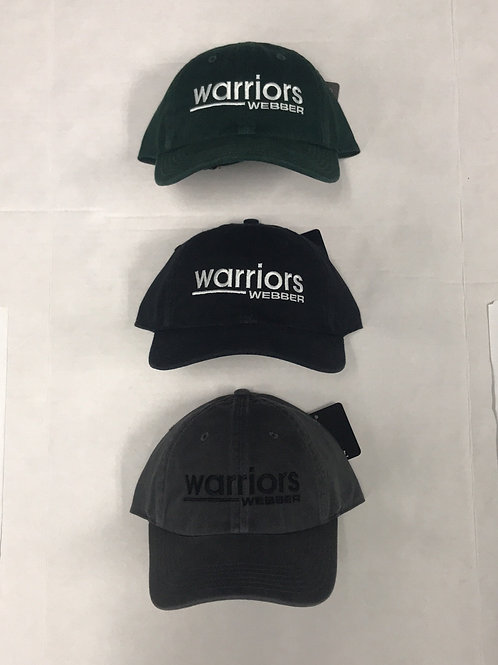 Webber Warriors Adjustable Hat