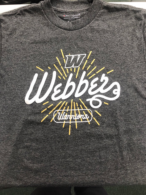 Webber Kids Tee (Youth sizes)