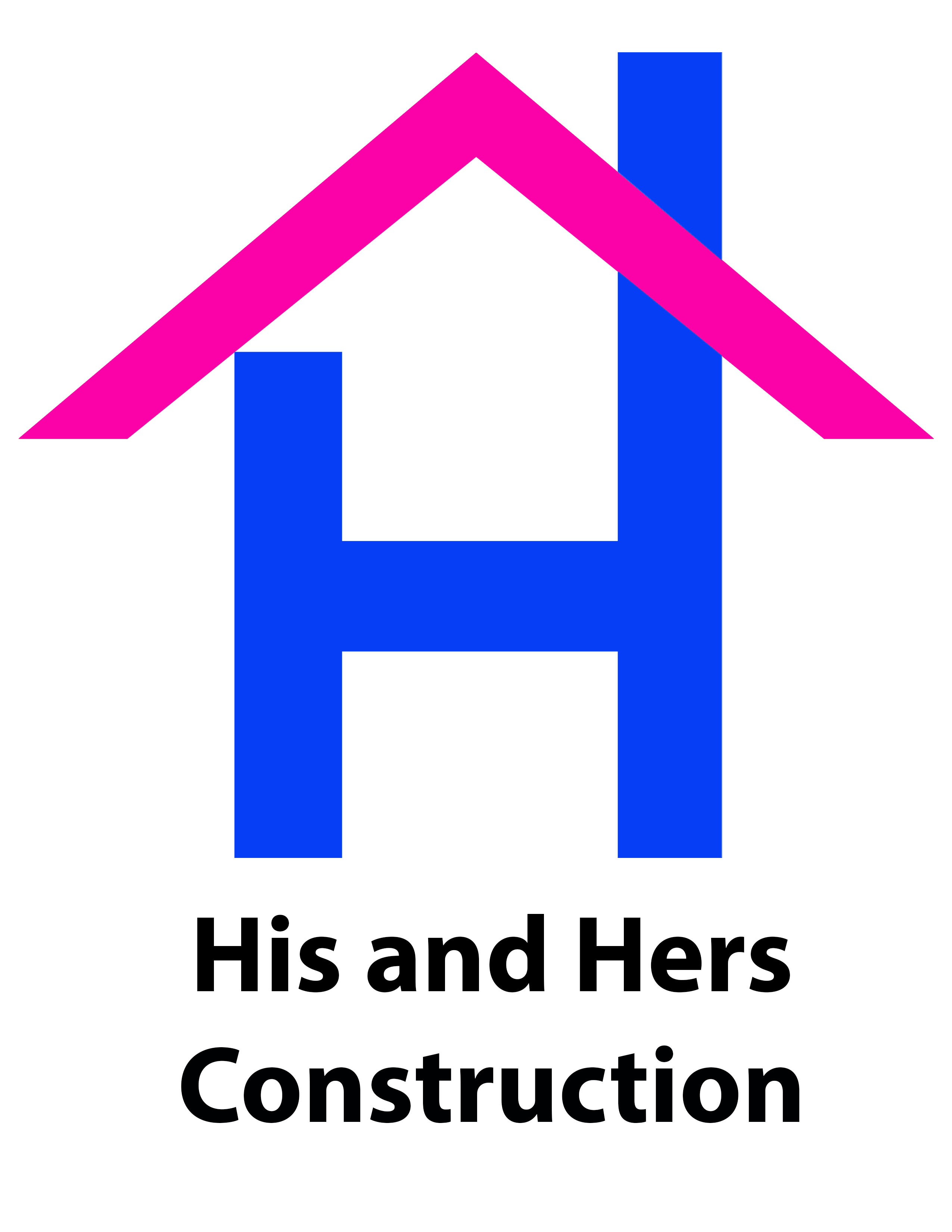 His And Hers Construction
