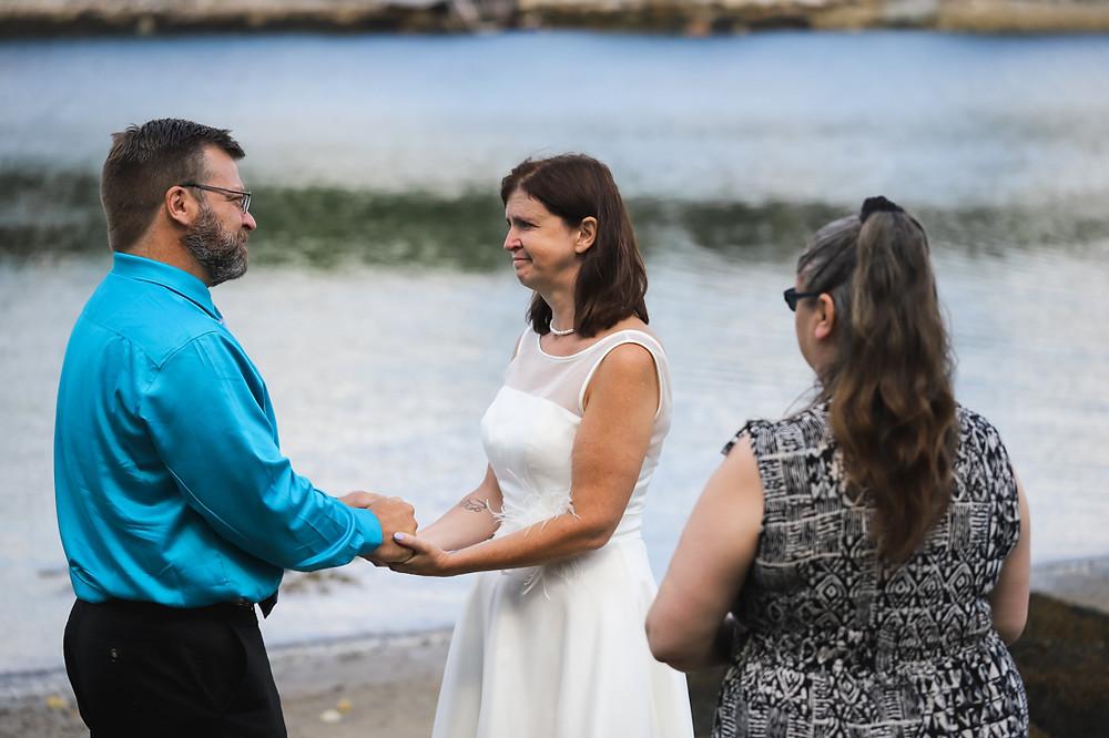 Micou's Island Wedding