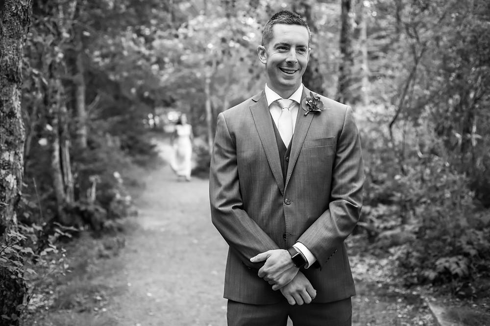 St. Margaret's Bay Wedding Photographer