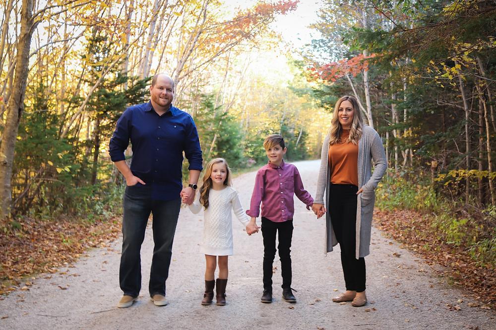 Family Photo Shoot Halifax