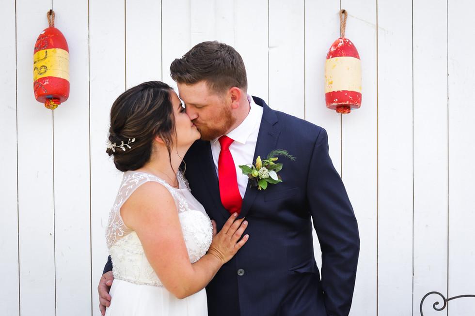 Alanna + Alex - A Hubbards Barn Wedding