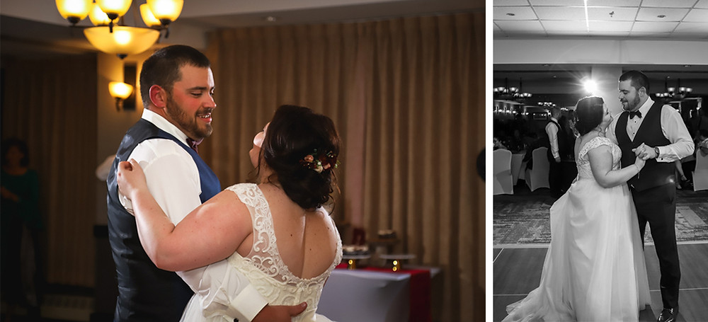 First Dance photos - Halifax Photographer