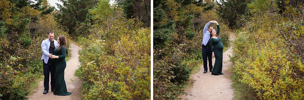 Polly's Cove Trail NS