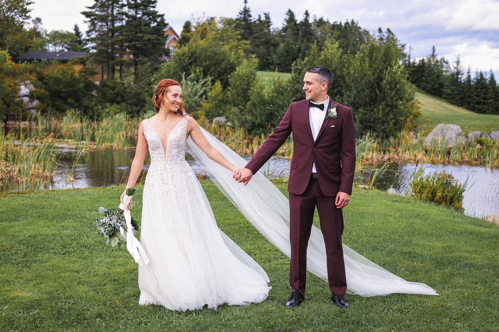 Whitney + Matthew - A Granite Springs Golf Course Wedding