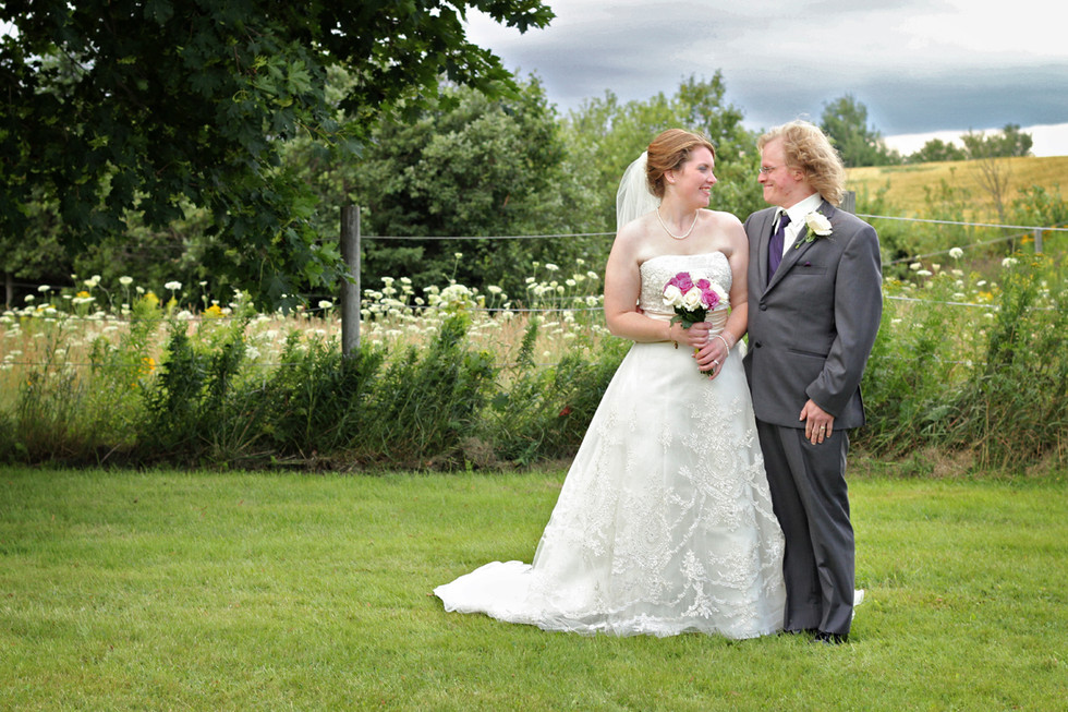 Laura & Steve ~ A Truro Country Wedding