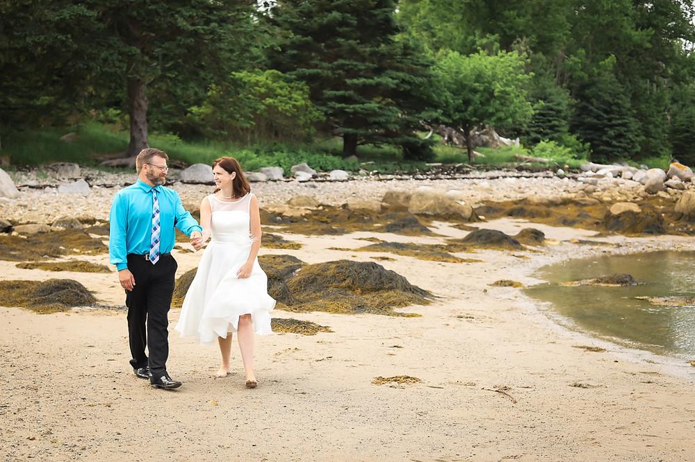 Beach Wedding St. Margaret's Bay