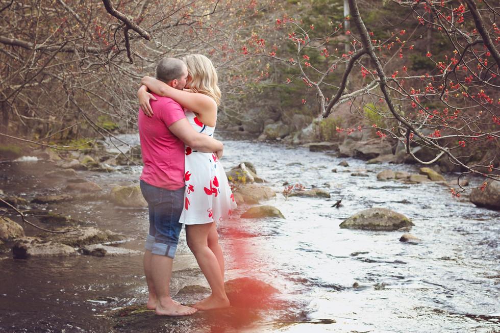 Jessica & Bradley ~ Halifax Engagement Photographer