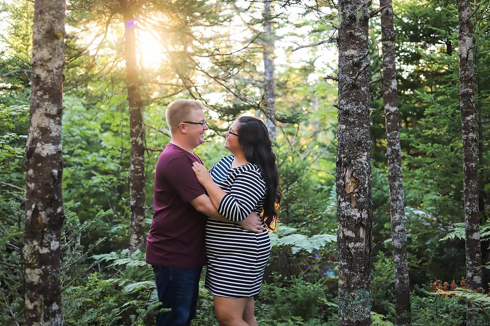 Nova Scotia Engagement Photography