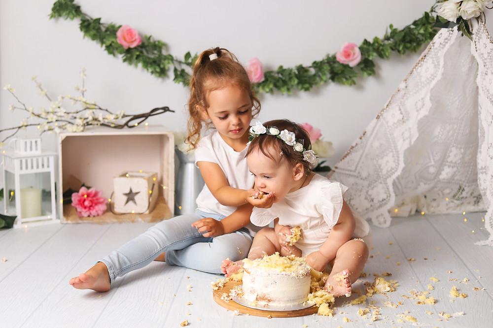 Halifax Children's Cake Smash Photo Shoot