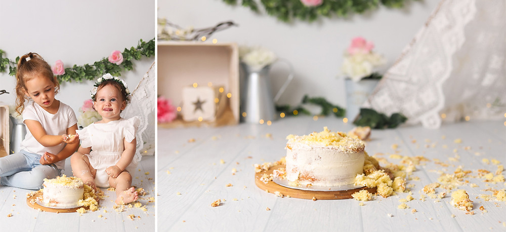 Cake Smash Photographer NS
