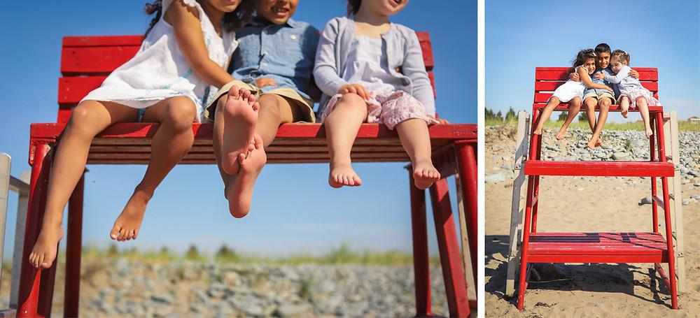 Children's Beach Portraits NS
