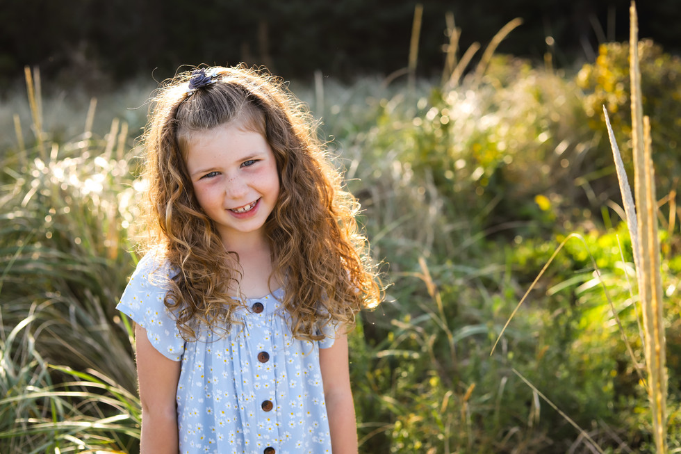 Summer - A Micou's Island Family Session