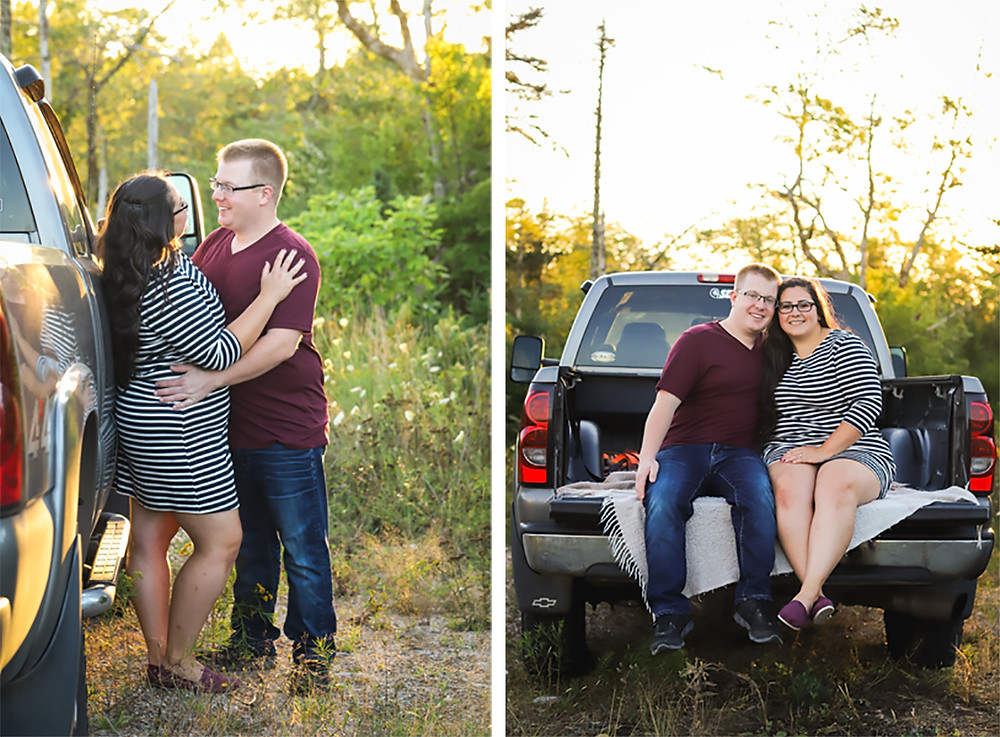 Halifax Engagement Photography Session
