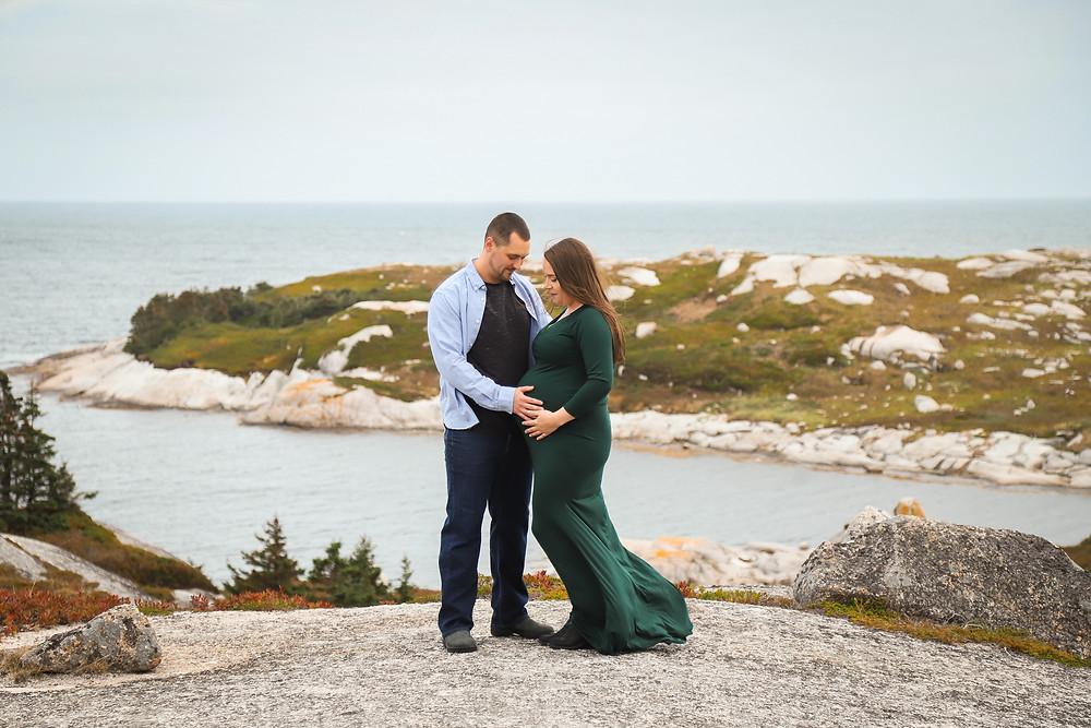 Nova Scotia Maternity Photographer