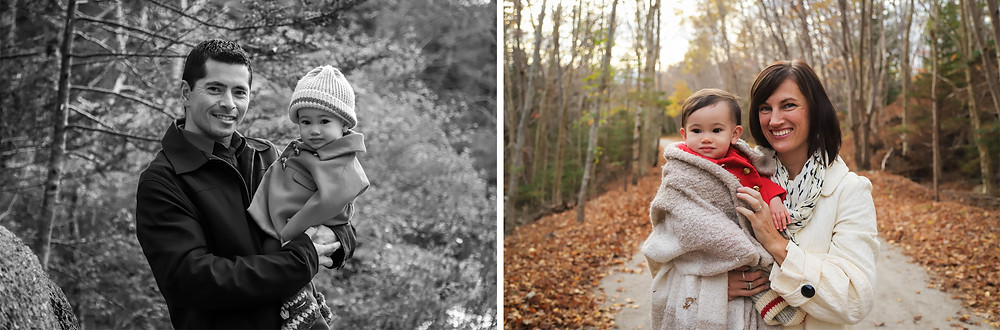 Rails To Trails Family Photo session