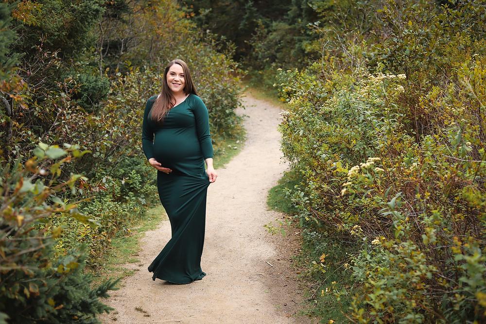 Women's Maternity Photos