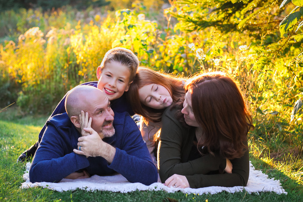 The Briand Family - Halifax Family Photographer