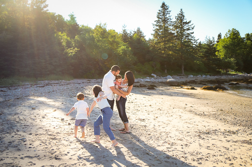 Micou's Island Family Photography Session