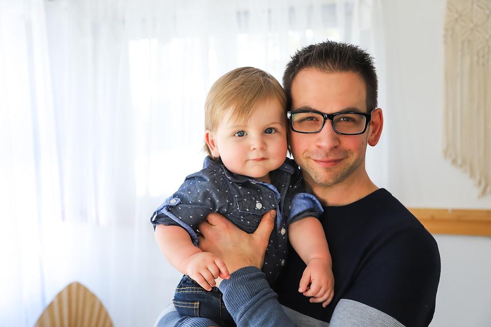 Father-Son Portrait