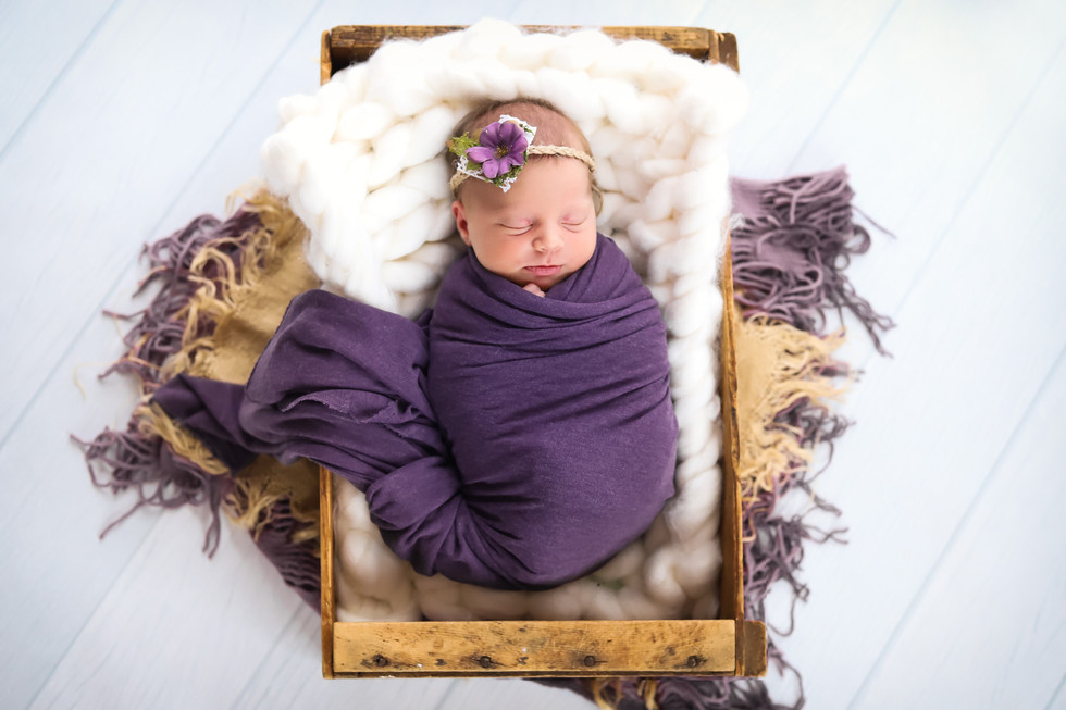 Baby Kaylee - Halifax Newborn Photographer