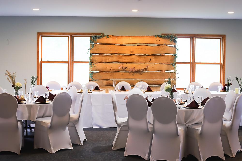 Granite Springs Golf Course Wedding