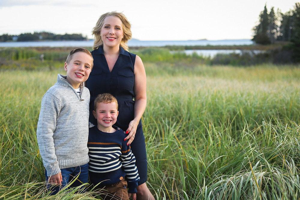 Micou's Island Family Photo Session