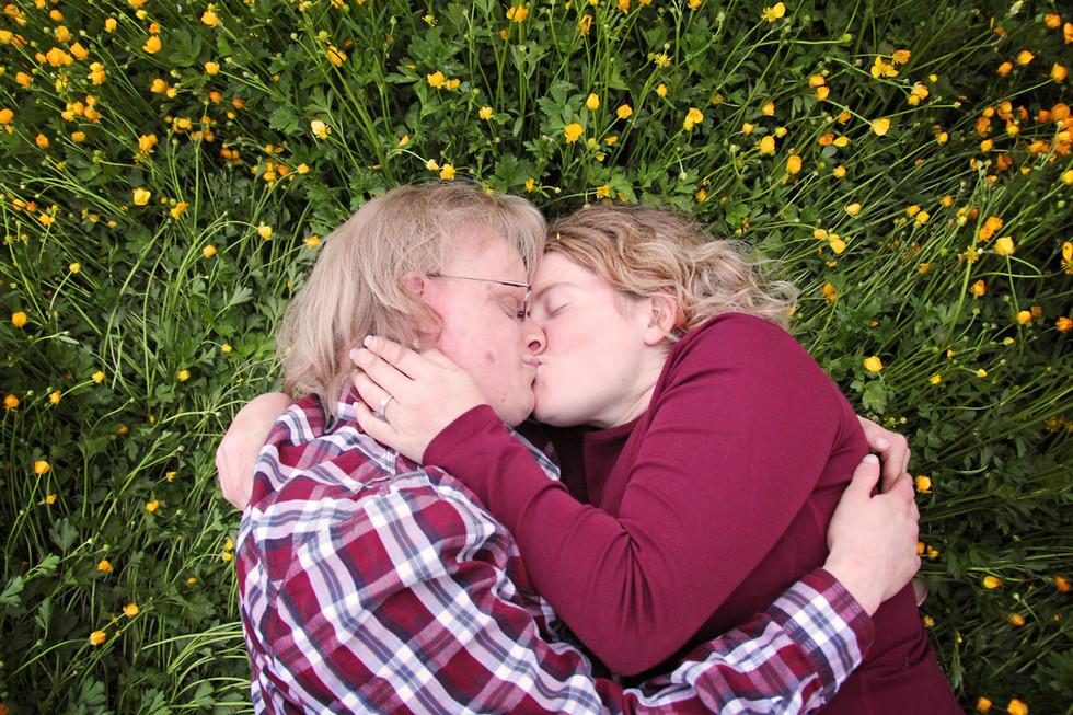 Steve & Laura, Country Love ~ Halifax Engagement Photographer